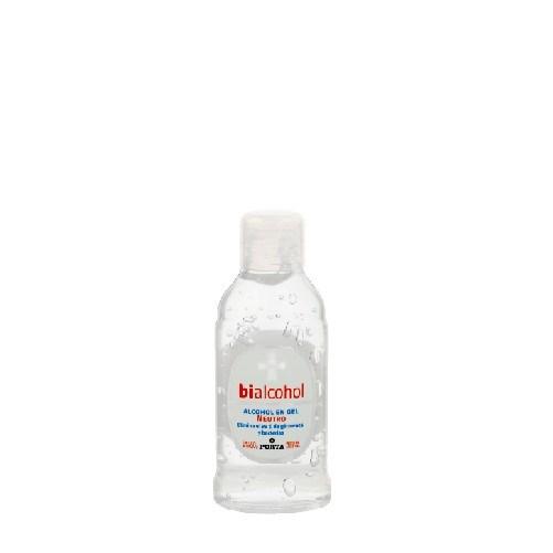 Alcohol Gel Neutro  X 60 Ml  Bialcohol