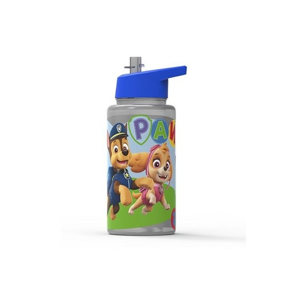 Botella Paw Patrol Straw Top 500ml