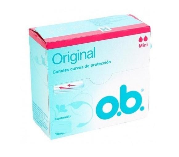 O.b. Tampones 8 Un Original Mini