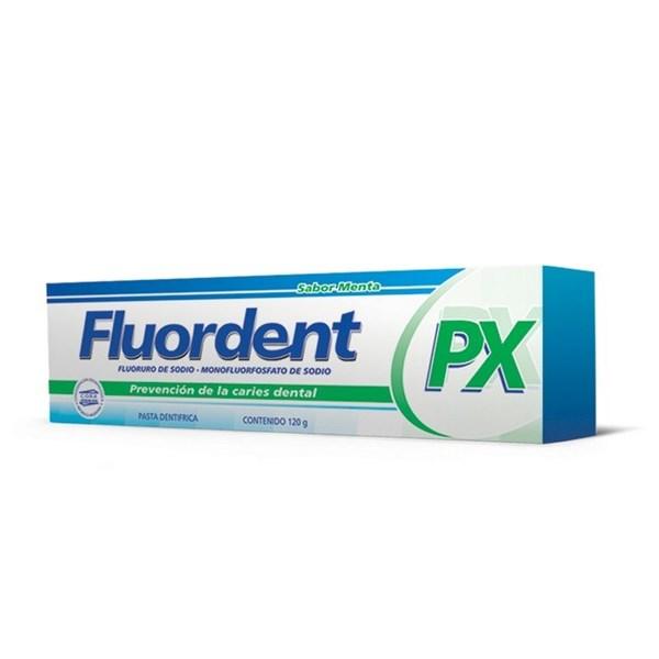 Fluordent PX Crema Dental Anti-Caries 120gr