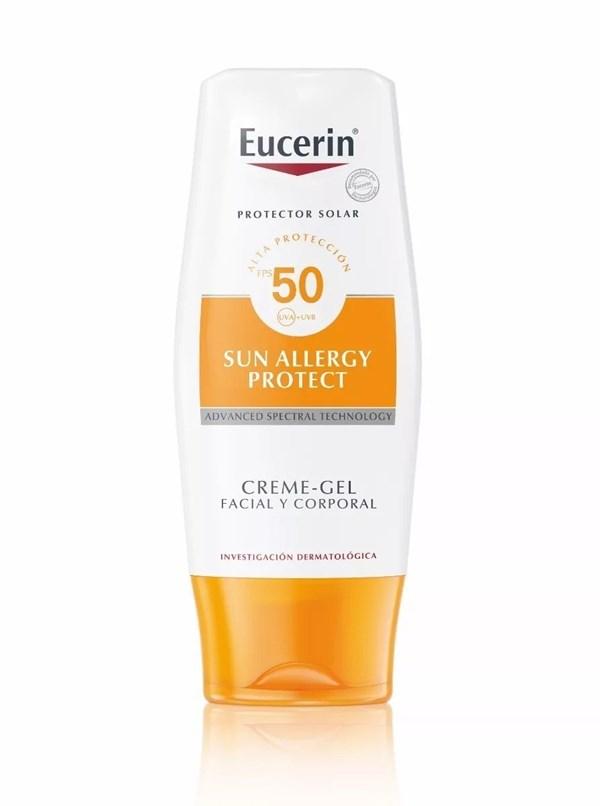 Eucerin Sun Crema-Gel FPS 50