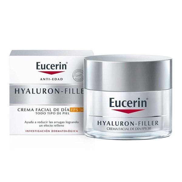 Eucerin Hyaluron-Filler Día FPS30  50ml #1