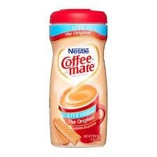 COFFEE MATE LITE x 170 GRS