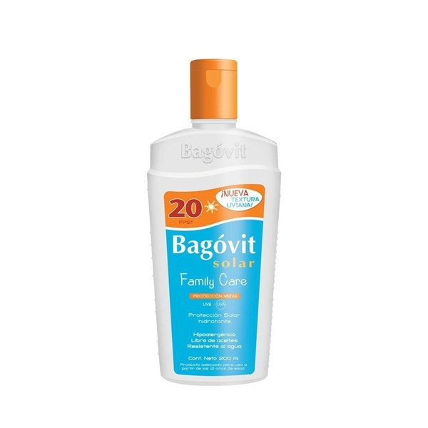 Bagovit Solar Family Care Ne Fps 20 X200