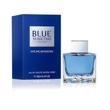 AB BLUE SEDUCTION MEN EDT x 50V