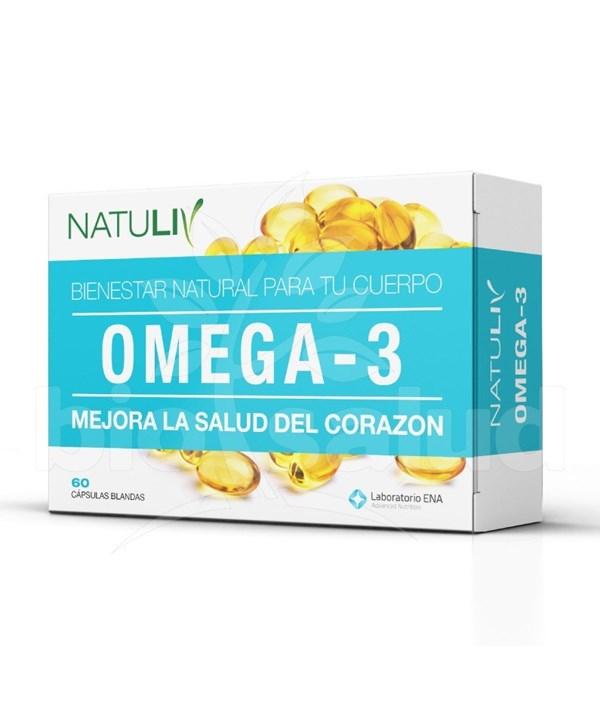 Natuliv Omega 3 X 60 Capsulas