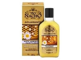Tio Nacho Shampoo Aclarante x200ml  #1