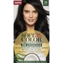Soft Color N° 20 Negro