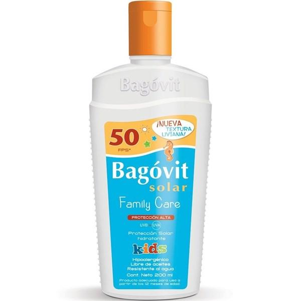Bagovit Protector Solar Kids Family Care FPS 50 200ml