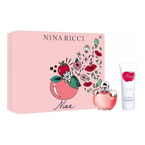 Perfume Nina Ricci Cofre Nina