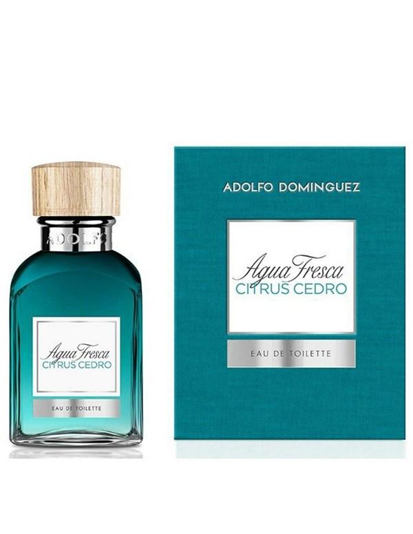 Perfume Adolfo Dominguez Citrus Cedro x 60 ml.