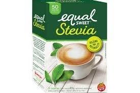 Equalsweet Stevia x50 Sobres
