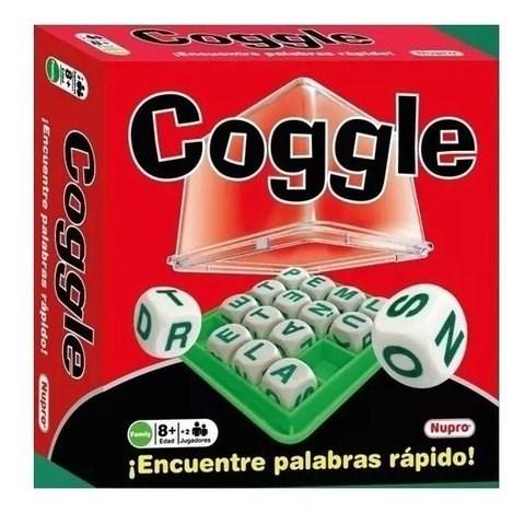 Mini Coggle Juego Nupro