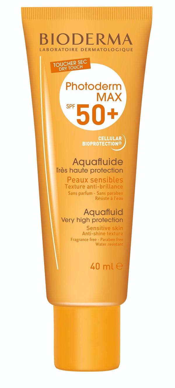 Photoderm Aquafluido Dorado X 40 Ml