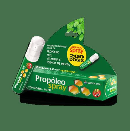 Propoleo Geonat Probiotixo Spray X 200 Dosis