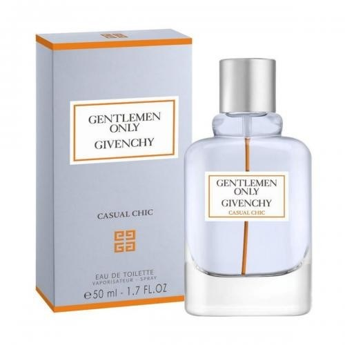 Perfume Givenchy Gentleman Only Casual Chic EDT 50ml