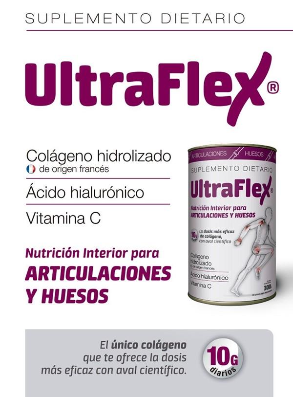 Ultraflex Colageno Hidrolizado 300gr alt