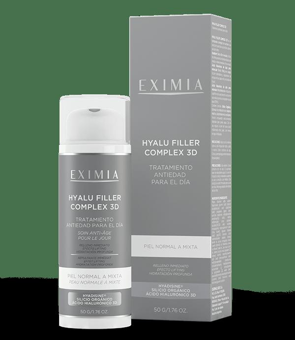 Eximia Hyalu Filler Complex 3d Piel Normal a Mixta Airless 50 g