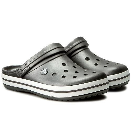 Crocs Band Graphite White M4/M6