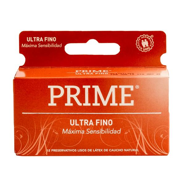 Prime Ultrafino x12 Unidades