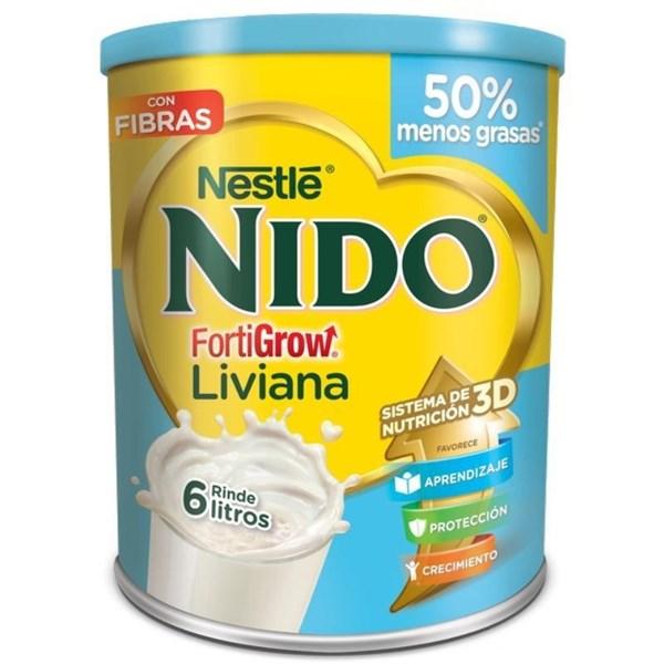 LECHE NIDO LIVIANA x 800 GRS
