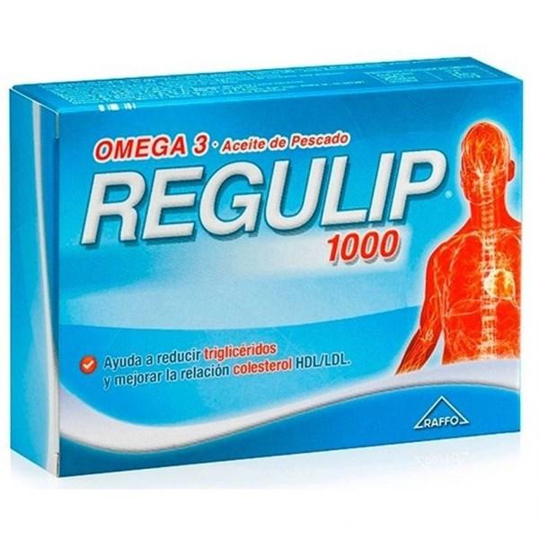 Regulip Omega 3 1000 Aceite de Pescado 20 caps