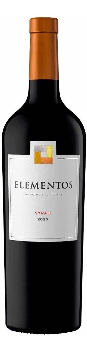 ELEMENTOS SYRAH x 750 CC