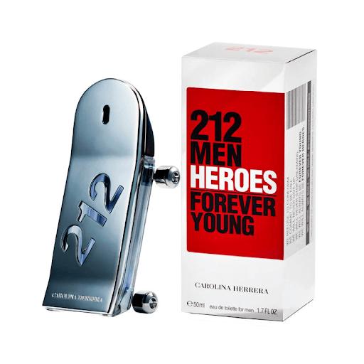 Perfume Carolina Herrera 212 Heroes Men ED 50ml alt