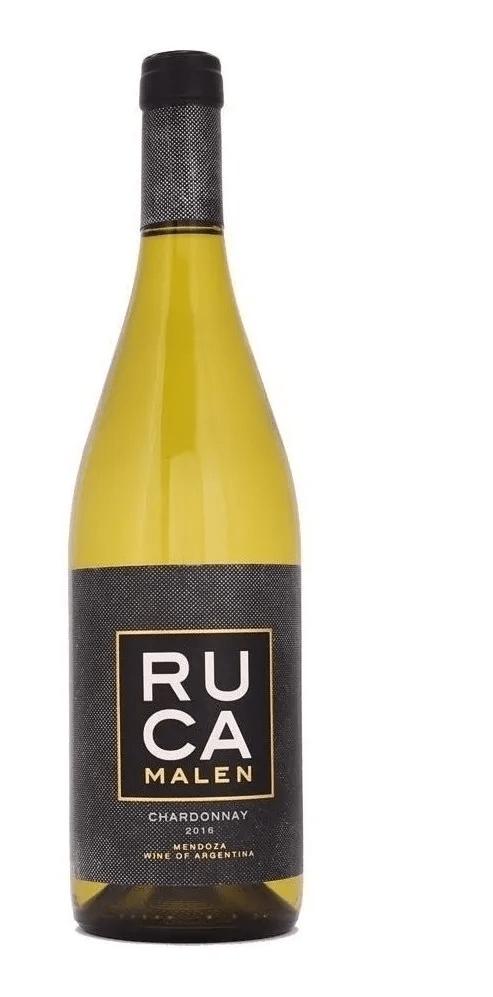 RUCA MALEN CHARDONNAY x 750 CC
