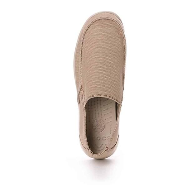 Crocs Santa Cruz Clean Cut Khaki-Cobblestone 39-40 alt