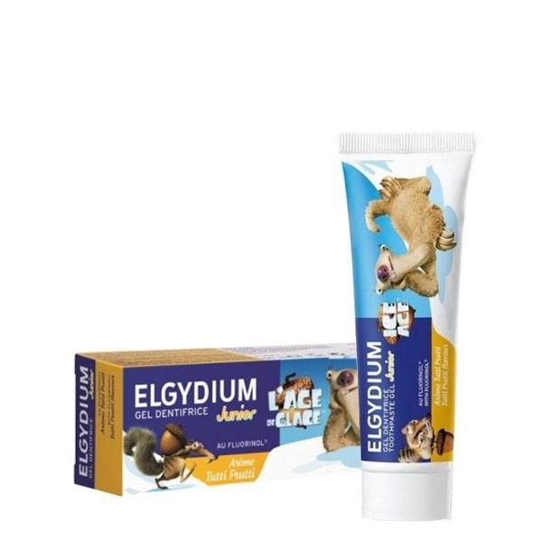 Elgydium Crema Dental Junior Ice Age 50ml alt