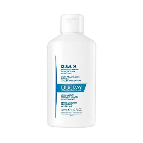 Ducray Kelual Ds Shampoo Tratante Anticaspa X 100ml Original alt