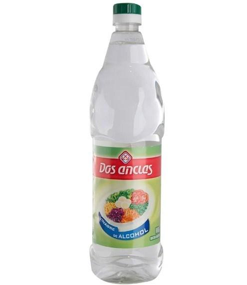 VINAGRE DOS ANCLAS ALCOHOL x 1 LT