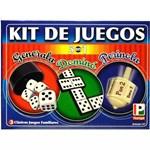 Kit Juego 3 En 1 (Generala, Domino, Perinola)  #1