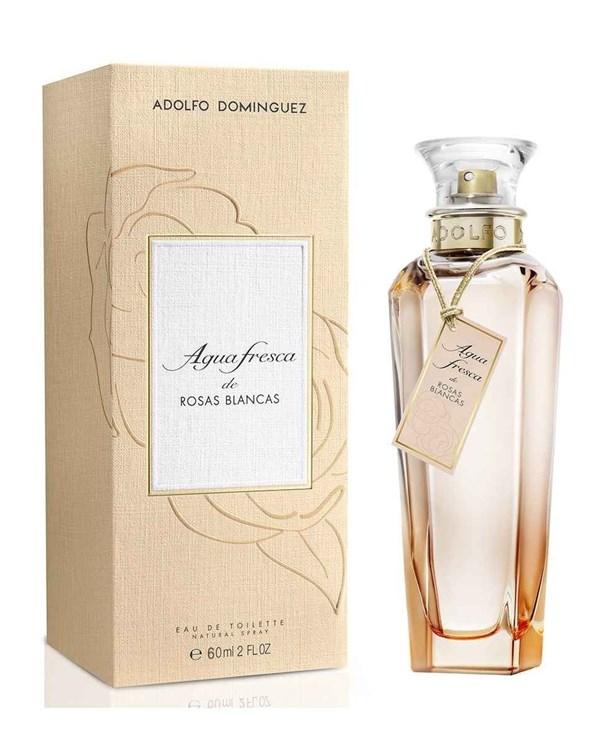 Perfume Agua Fresca de Rosas Blancas Adolfo Dominguez x 60 ml  #1