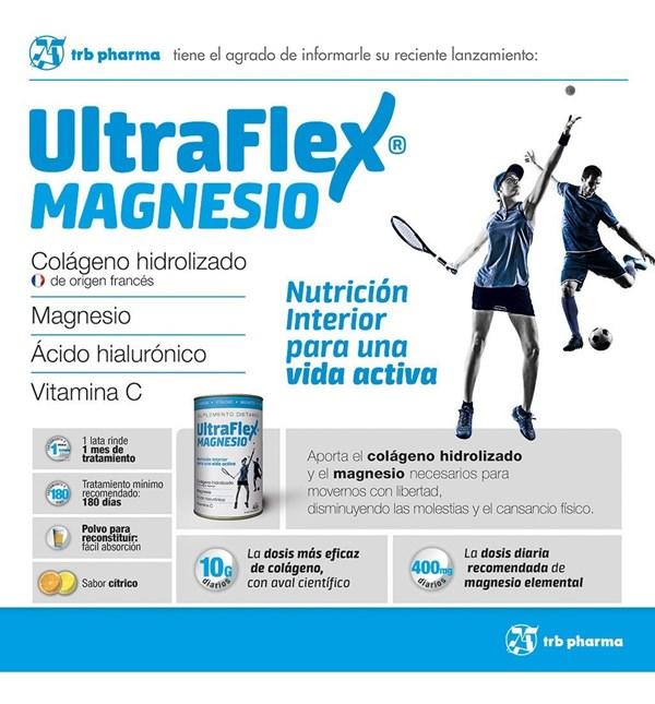 Ultraflex Magnesio 420 g alt