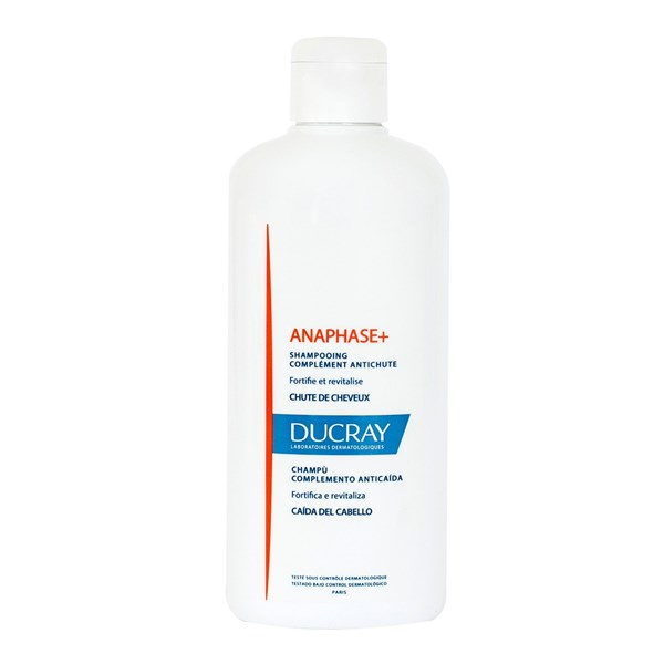 Ducray Anaphase+ Shampoo Complemento Anti-caída X 400 M