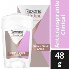 Desodorante Antitranspirante REXONA Women en crema 48 g