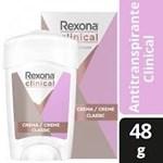 Desodorante Antitranspirante REXONA Women en crema 48 g  #1