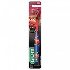 Gum Cepillo Dental Cars Suave Para Niños 4060 x1