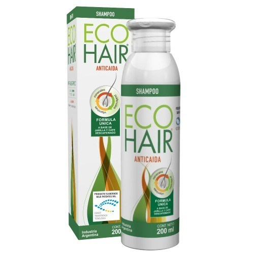 Eco Hair Shampoo Anticaída x200ml