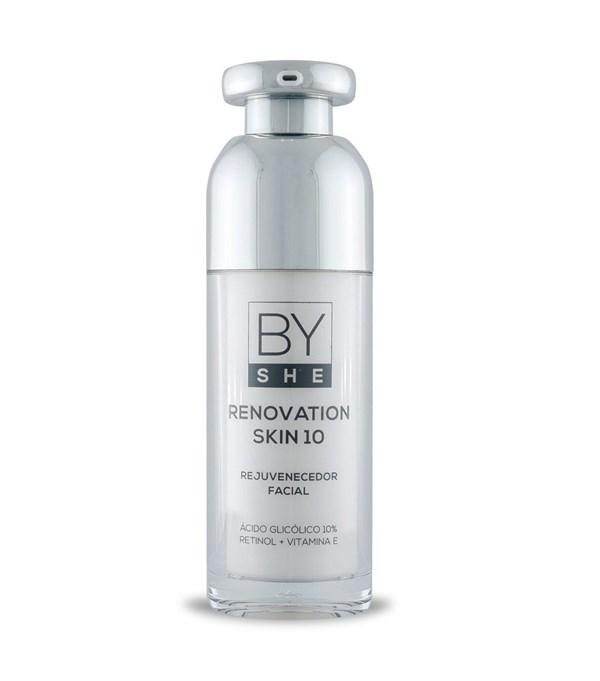 By She Renovation Skin 10 Crema Rejuvenecedora Facial x30g
