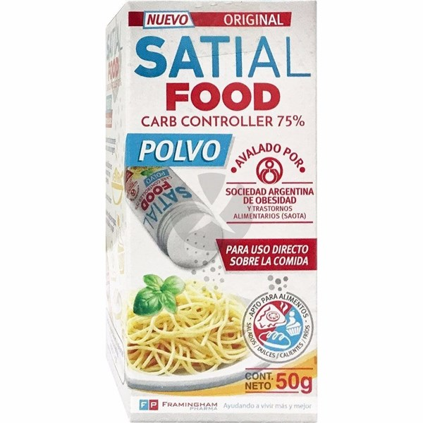 Satial Food Carb Controller Polvo 50g