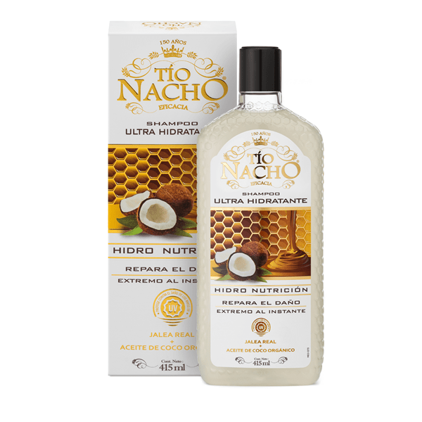 Tío Nacho Shampoo Ultra Hidratante X 415 Ml