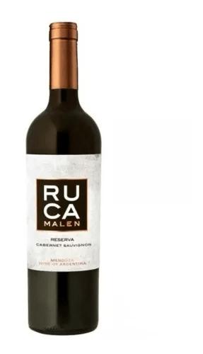 RUCA MALEN CABERNET SAUV. x 750 CC