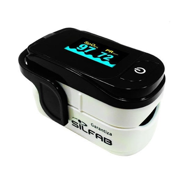 Oximetro de pulso Silfab
