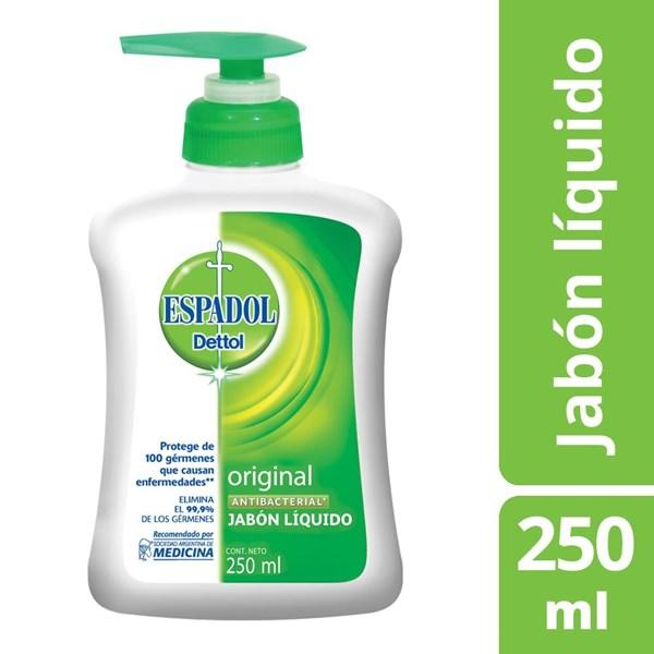 Jabón Líquido Espadol Original x 250 ml