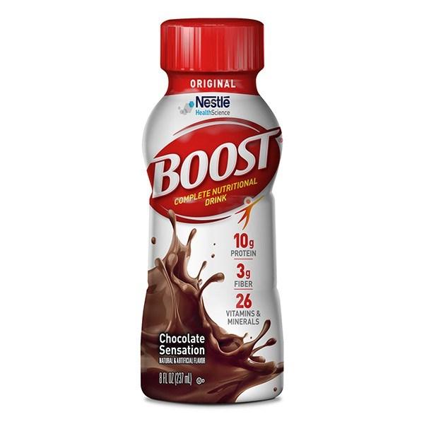 Boost chocolate 237ml (2x1)