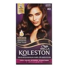 Koleston Kit N° 40 Castaño Mediano