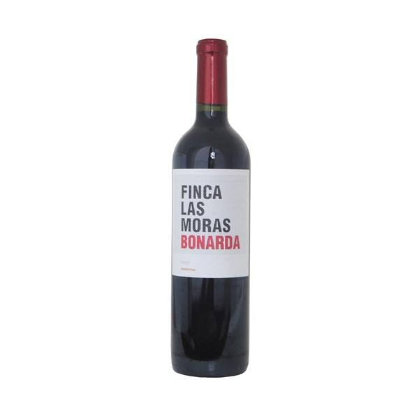 FINCA LAS MORAS BONARDA x 750 CC